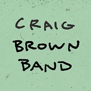 CRAIG BROWN BAND Bandera