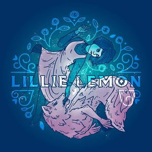Lillie Lemon Urban Decanter