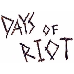 Days Of Riot Rotherham