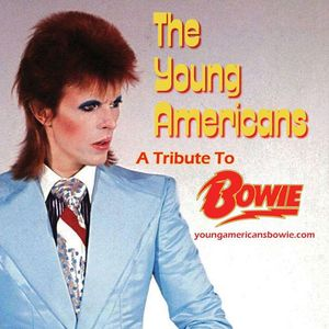 The Young Americans - David Bowie Tribute Band Once Ballroom