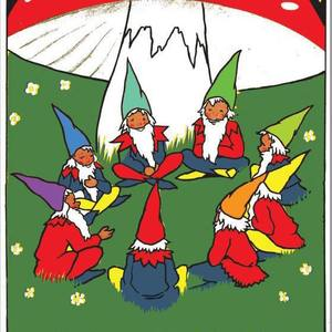 The Alpaca Gnomes Garcia's at The Capitol Theatre