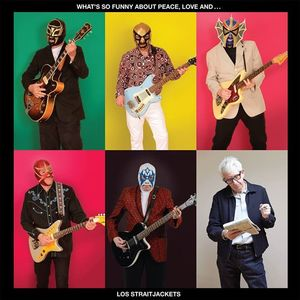 Los Straitjackets Don The Beachcomber
