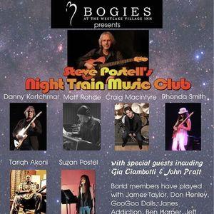 Night Train Music Club Moorpark
