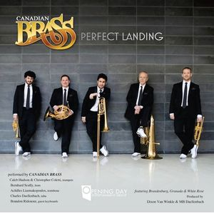 Canadian Brass The Barber Institute