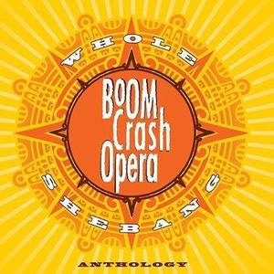 Boom Crash Opera Palms @ Crown
