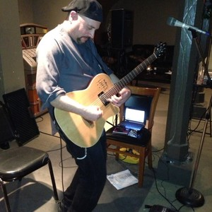 Victor Samalot / Solo instrumental Guitarist Art Stomp Fest @ The Old Wine Cellar