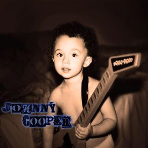 Johnny Cooper Healdton