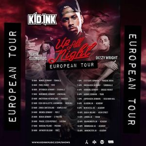 Kid Ink Muziekcentrum Trix