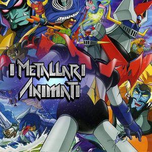I Metallari Animati Cartoon Cover Arena (San Marino)