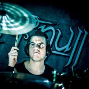Emiliano Cantiano - Drummer Bertinoro