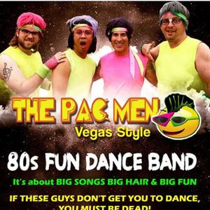 The Pac Men LA Memorial Coliseum
