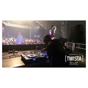 Twista DJ Hyde Park