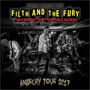 The Filth And The Fury - Sex Pistols Tribute Tattoo & Bodyart Convention @ Olavs Pub & Spiseri