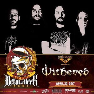 Withered House of Blues Dallas