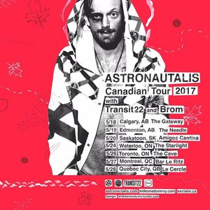 Astronautalis The Gateway