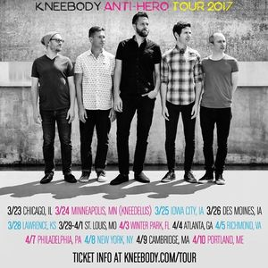 Kneebody (le) poisson rouge