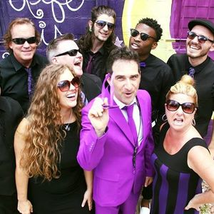 The Super Stars Palladium Theater St. Petersburg - BUFFYFEST - The Florida Bjorkestra ( Ronnie Dee guests )
