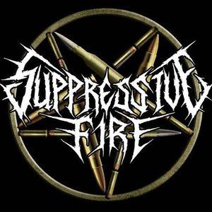 Suppressive Fire Whitsett