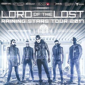 Lord Of The Lost House of Blues San Diego