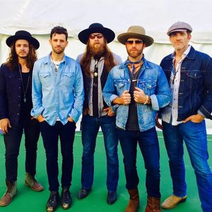 Drake White KMLE 8 Man Jam at Talking Stick Resort