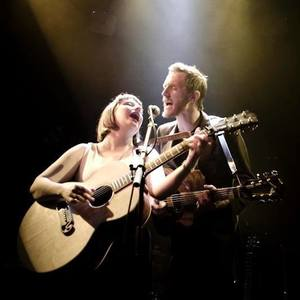 Trevor Moss and Hannah Lou Canterbury