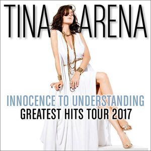 Tina Arena The Playhouse, Civic Theatre Newcastle
