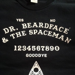 Dr. Beardfacé and the Spaceman The Pharmacy