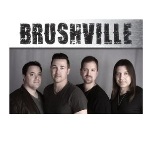 Brushville Red Rock