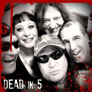 Dead in 5 Saint Andrews Hall