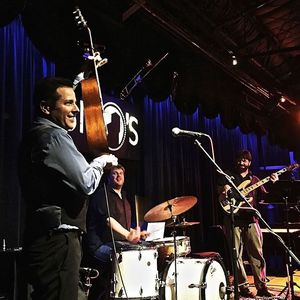 Dennis Johnson - Slide Guitarist McMenamins Old Church