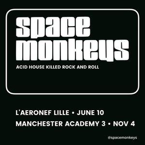 Space Monkeys Manchester Academy 3