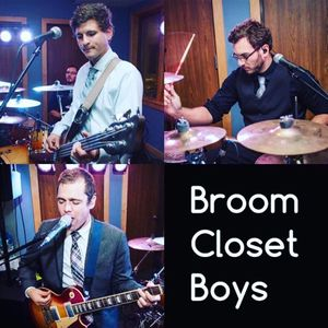 Broom Closet Boys Private Wedding