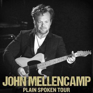 John Mellencamp Comerica Theatre