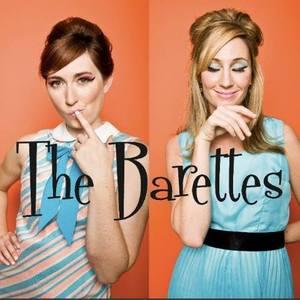 THE BARETTES Le Cherie
