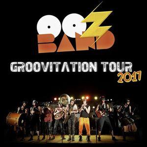 Ooz Band festival Les Rendez vous de l'Erdre