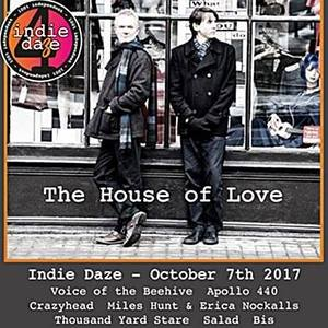 The House of Love The Welly Club