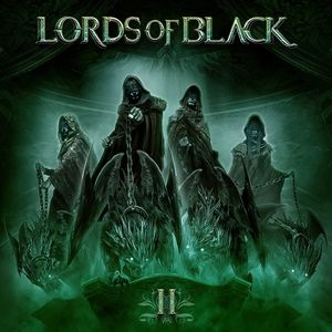 Lords Of Black Colos-Saal