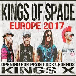 KINGS OF SPADE Islington Assembly Hall