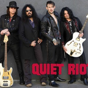 Quiet Riot CB Smith Park