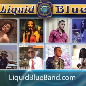 Liquid Blue Grand Hyatt
