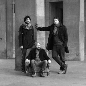 WhiTe NoiSe trio Stendal