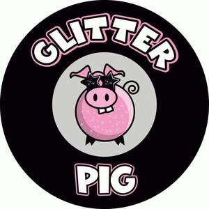 Glitter Pig Sharon