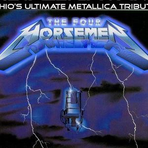 The Four Horsemen-tribute to Metallica North Lima