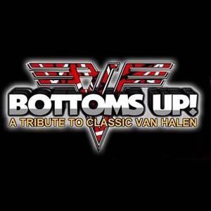 Bottoms Up Tribute to Classic Van Halen The Paramount