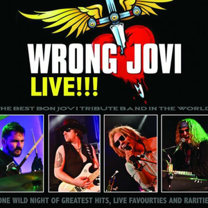 Wrong Jovi Colchester Arts Centre