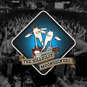 The Hillbilly Moonshiners Bluegrass Band Beerse