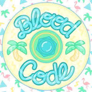 Blood Code 8 Bit BBQ
