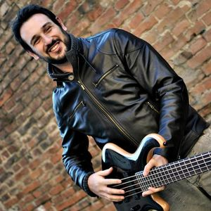 Luca Nicolasi MMI Bass Lessons ACIDI C at Selva Malvezzi