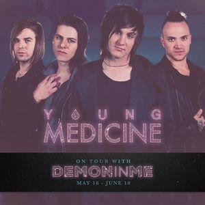Young Medicine Black Sheep