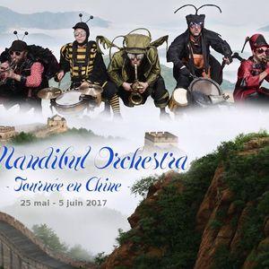 Mandibul'Orchestra Festival Off de Aurillac